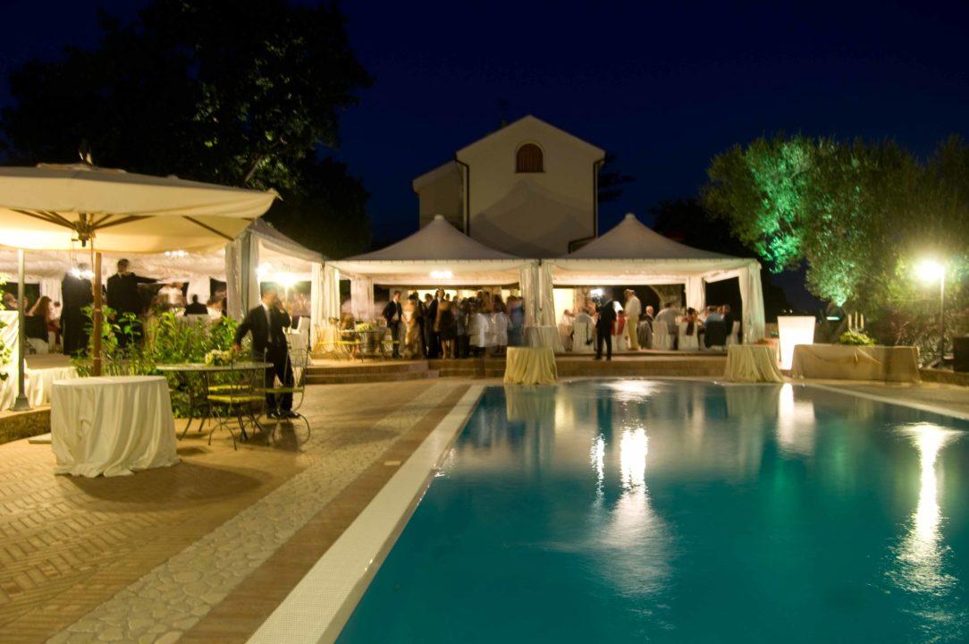 Affitto villa per evento Cilento matrimonio Maratea Palinuro