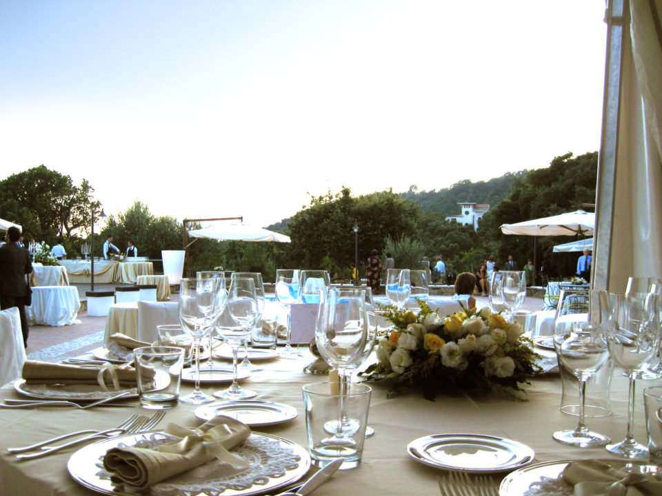 Events and Weddings in Italy Cilento