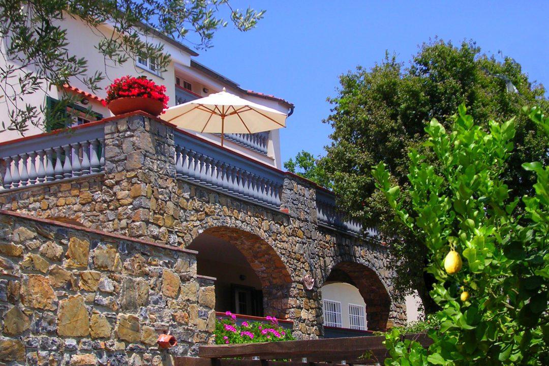 Affitto Villa con Piscina nel Cilento tra Palinuro e Maratea