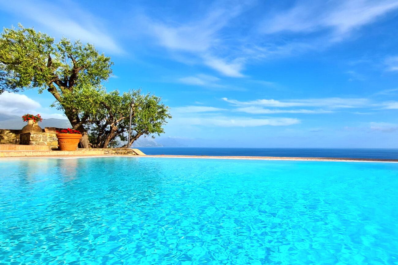 affitto villa piscina maratea palinuro scario e camerota