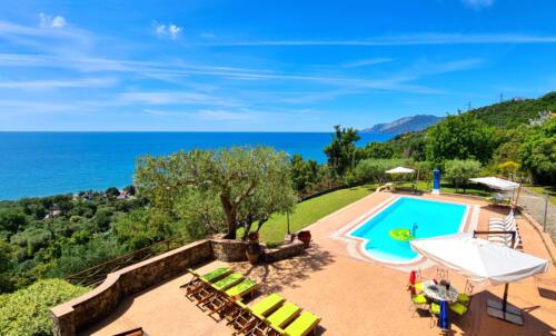 affitto villa piscina maratea palinuro scario e villammare