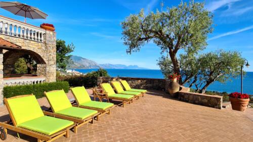 rent villa with pool maratea palinuro scario camerota